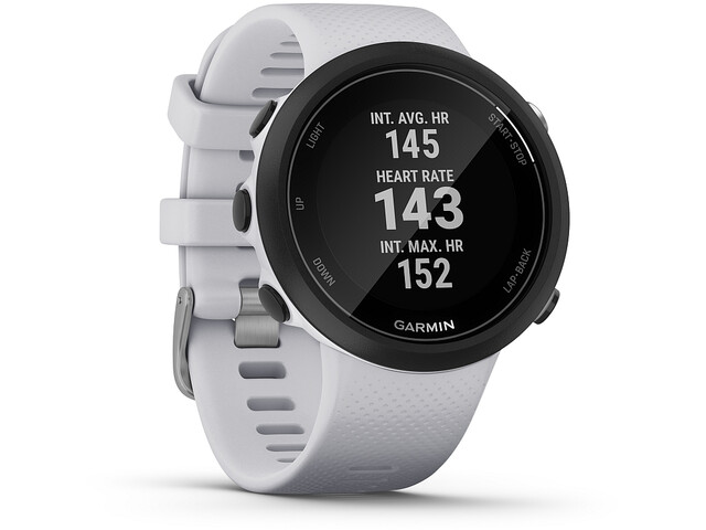 Garmin Swim 2 Reloj Inteligente, whitestone